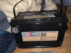 New battery fits tahoe Silverados for Sale in Fresno, CA
