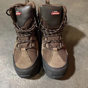 Dickies Slip Resistant Steel Toe Work Boots for Sale in St. Louis, MO