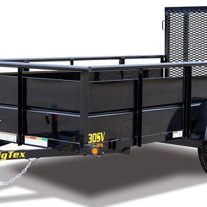 Big Tex 5x8 Utility Trailer for Sale in Surprise, AZ