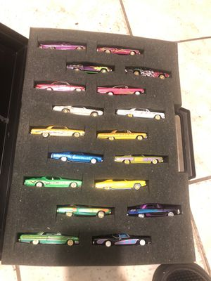 Old car toys collection for Sale in Miami, FL