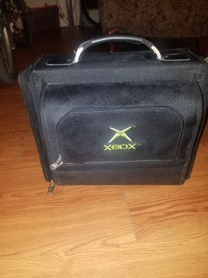 XBox Carrying Case- Good Condition. for Sale in Mesa, AZ