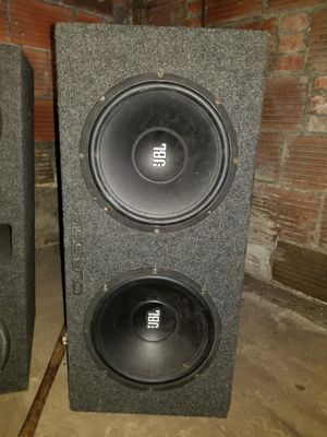 "JBL 10"" Woofers for Sale in Pittsburgh, PA"