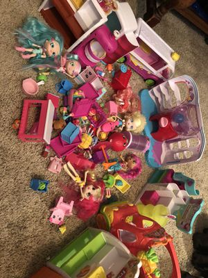 Large shopkins lot for Sale in Lakewood, WA