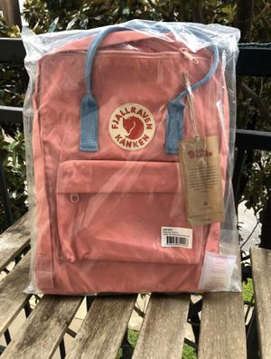 Fjallraven Kanken Backpack Pink/Air Blue NWT for Sale in Houston, TX