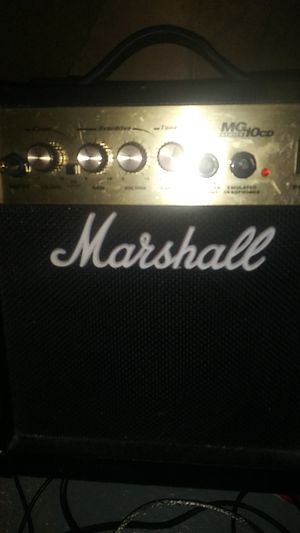 MARSHALL. MG series for Sale in Kansas City, MO