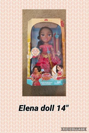 Elena doll $15 for Sale in Goodyear, AZ