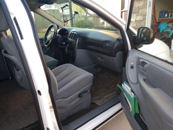 2006 Dodge gran Caravan STX