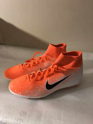 NEW WITHOUT BOX NIKE MERCURIAL SUPERFLY 6 CLUB FG/MG. SIZE-12 MENS for Sale in Jessup, MD