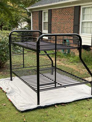 BUNK METAL BED FRAME for Sale in Spartanburg, SC