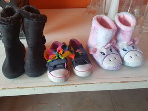 Girl shoes size 11 for Sale in Santa Maria, CA