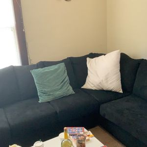 Ashley Furniture Darcy Sectional PERFECT CONDITION for Sale in Clarksburg, WV