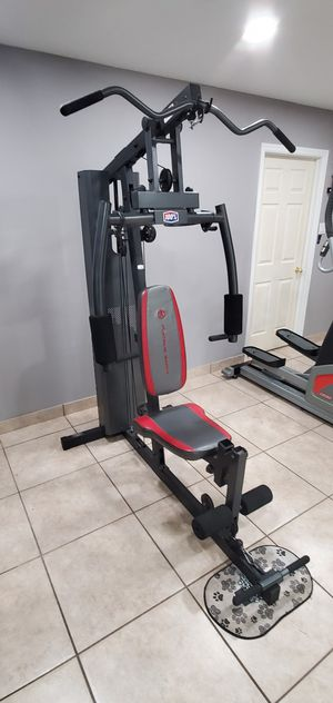 Platinum Marcy Impex Total Gym for Sale in Glendale, AZ