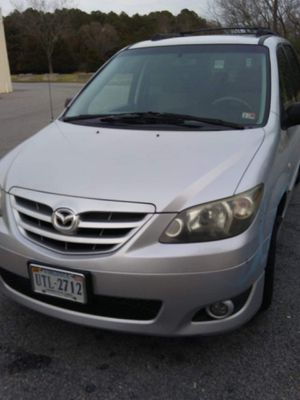 2005 Mazda mpv minivan for Sale in Suffolk, VA