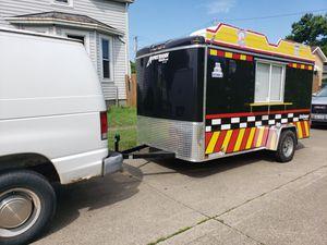 Trailer and van combo for Sale in Glenville, WV
