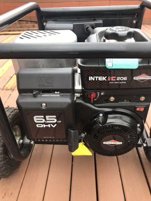 Briggs & Stratton Portable Generator & Co. for Sale in Everett, WA