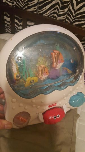 fisher price sea dreams shooter crib toy for Sale in North Las Vegas, NV