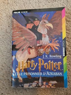 Harry Potter Et Le Prisonnier D'Azkaban for Sale in Bothell,  WA