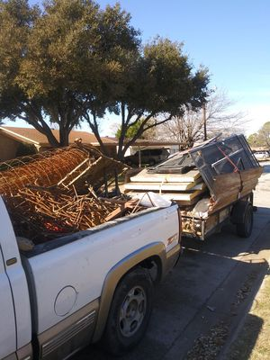 Trash /trees/scrap/moving haul offs for Sale in North Richland Hills, TX