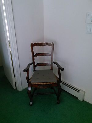 Chair..local craftsman for Sale in US