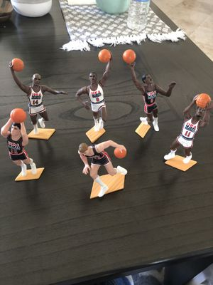 Starting Lineup Dream Team figures for Sale in Anaheim, CA