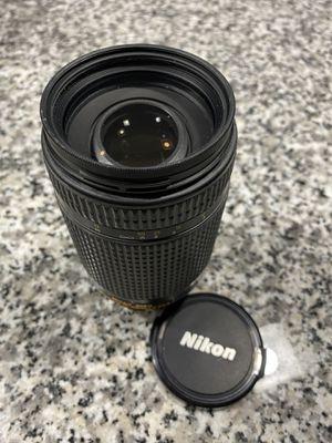 Nikon NIKKOR 70-300 F/4-5.6 D AF ED for Sale in Concord, NC