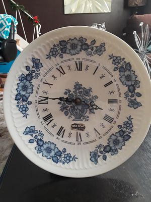 Bulova wall clock for Sale in Philadelphia, PA