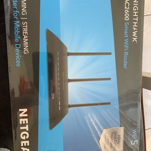 Netgear Nighthawk Pro Cable Router New for Sale in Miami, FL