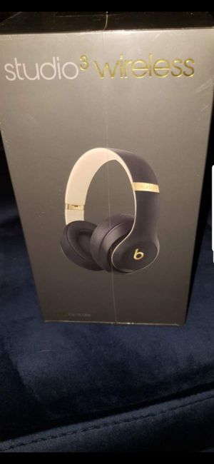 BEATS STUDIO 3 WIRLESS SEALED (NEW) for Sale in Delray Beach, FL