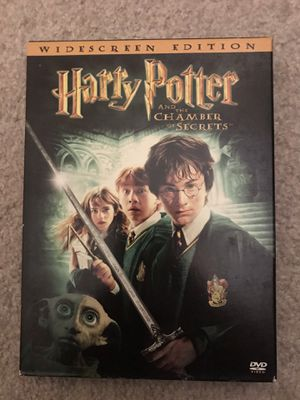 Harry Potter 1 & 2 movies on DVD for Sale in Milwaukie, OR