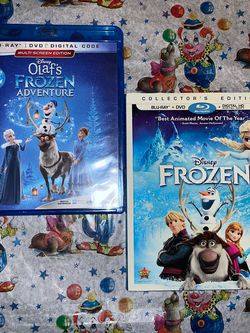 Frozen *movie bundle* for Sale in Bell Gardens,  CA