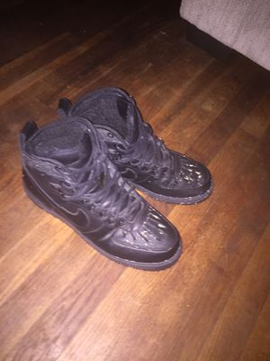 nike boots sz 12 for Sale in Richmond, VA