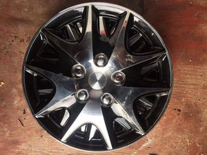 Set of 4 hubcaps 15' for Sale in Fairfax, VA