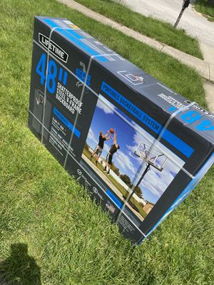 """Brand New 48"""" Basketball Hoop ! for Sale in Bolingbrook, IL"""