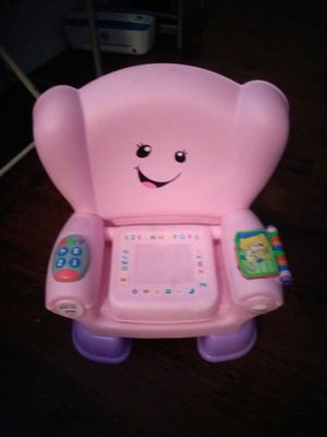 Kids learning chair for Sale in San Antonio, TX