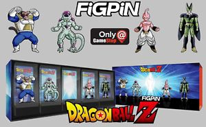Dragonball Z Figpin set- exclusive for Sale in Moreno Valley, CA