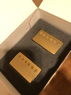 Gold Humbucker Pickup Set - Electric Guitar for Sale in Coconut Creek, FL