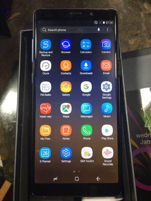 Sumsung Galaxy Note9 unlocked 128gb for Sale in Hyattsville, MD