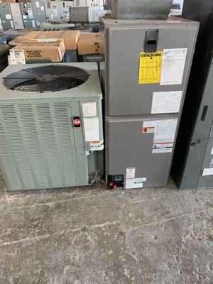 Ac unit set 4 tons installed for Sale in Miami Gardens, FL