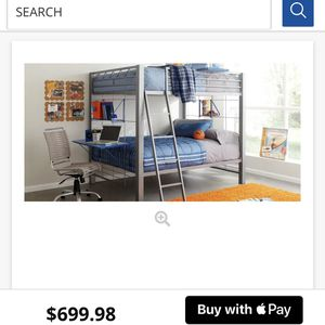 Rooms To Go Bunk Bed for Sale in Holly Springs, NC