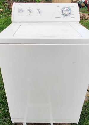 WHIRLPOOL WASHING MACHINE for Sale in Columbus, OH