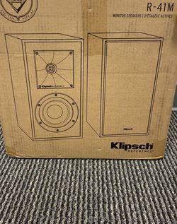 Klipsch R-41 Monitor Speakers for Sale in Carol Stream,  IL