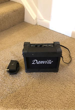Audio amplifier for guitar for Sale in Harrisburg, PA