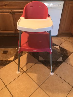 Convertible high chair/table and chair for Sale in Oceanside, CA
