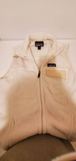 Patagonia Womens zip up fleece Vest for Sale in El Paso, TX