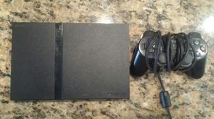 PS2 Slim + 1 Controllers - No Cords - Untested for Sale in Chandler, AZ
