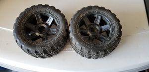 Pro-line rc tires 1/10 sc truck buggy traxxas traxxas arrma losi for Sale for sale  Modesto, CA