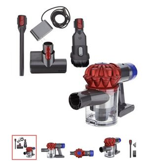 Dyson V7 Trigger Pro Handheld Vacuum Assorted Tools & HEPA Filter for Sale in Concord, MA