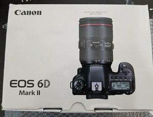 Canon 6D Mark ii ...Brand new Body only for Sale in Los Angeles, CA