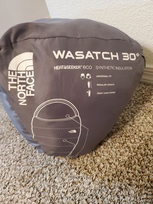 Northface 30degree Wasatch momens bag for Sale in Phoenix, AZ
