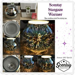 Scentsy stargaze warmer for Sale in Highlands Ranch, CO